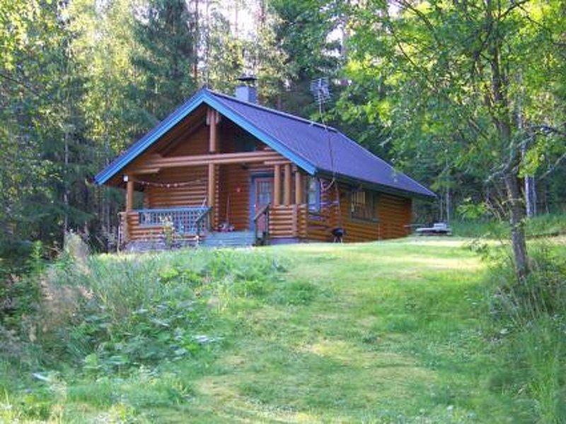 Liisan pirtti, casa vacanza a Saarijärvi