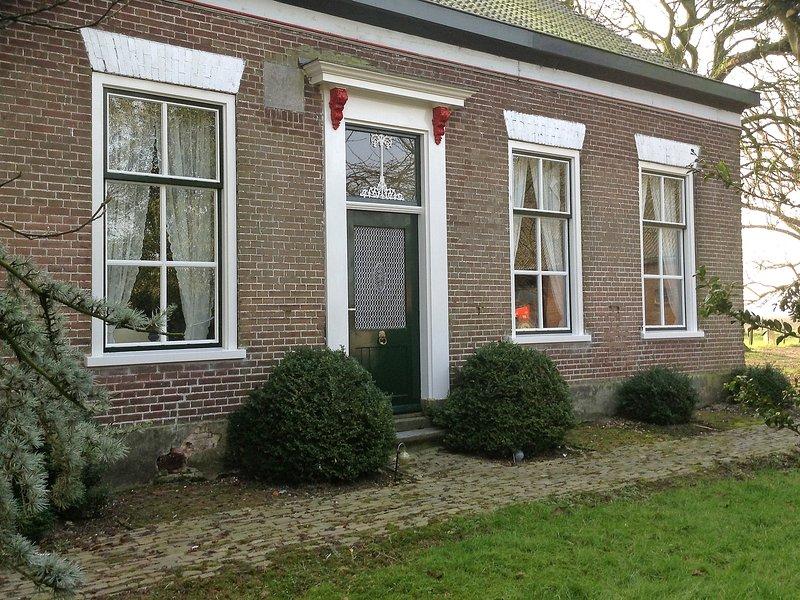 Groepswoning De Appelgaard, holiday rental in Terneuzen