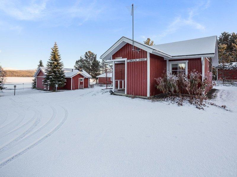 Nutukas/ylläksen lapikas, holiday rental in Akaslompolo