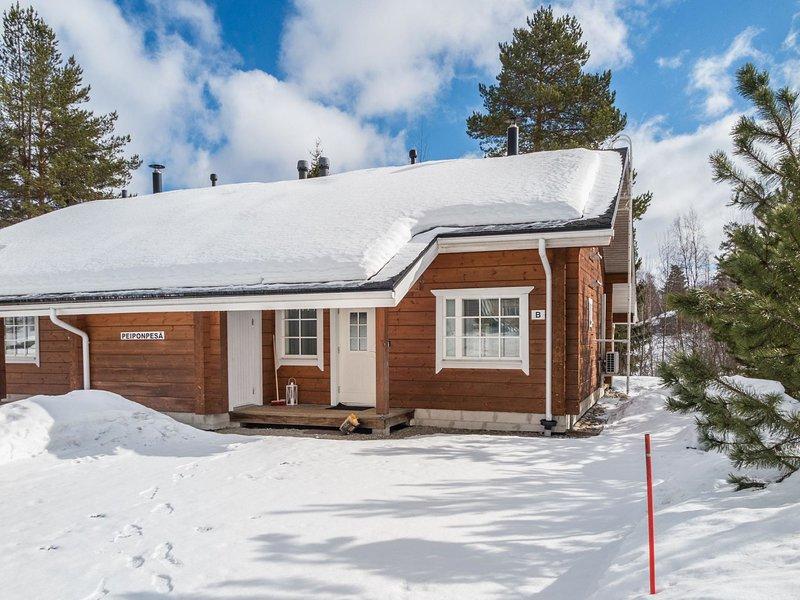 Peiponpesä b, casa vacanza a Nilsia