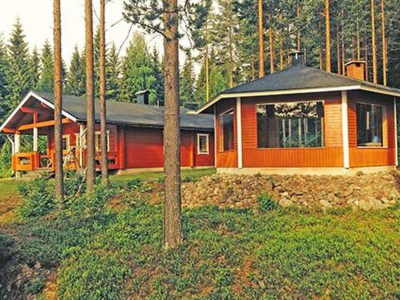 Hankamaja, location de vacances à Savonranta