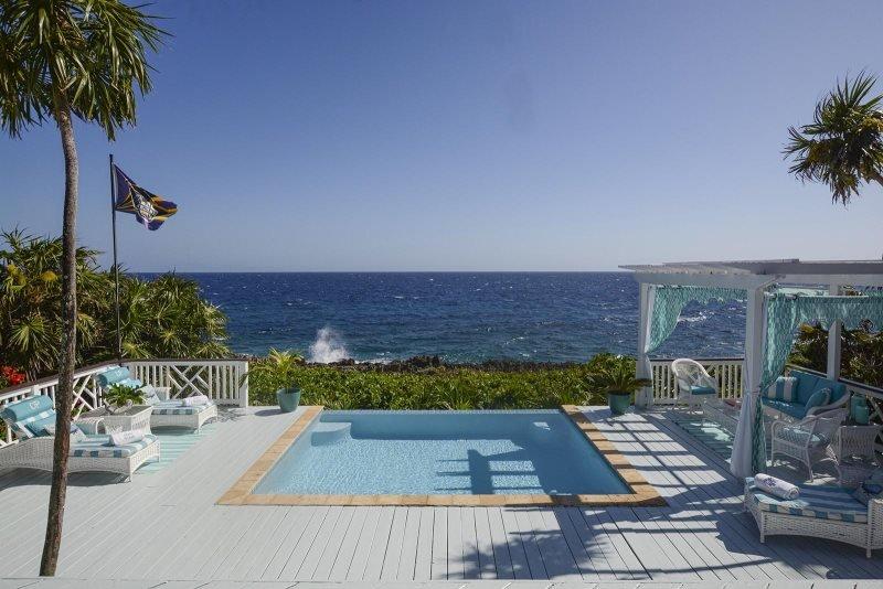 Ocho Palmas, vakantiewoning in West Bay