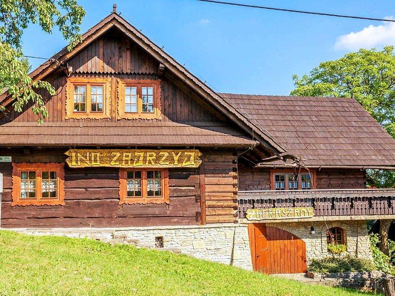 Ino Zajrzyj, location de vacances à Istebna