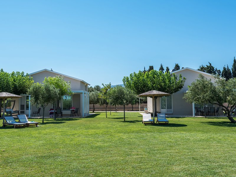 Villa Kitrino Spitaki, holiday rental in Zipari