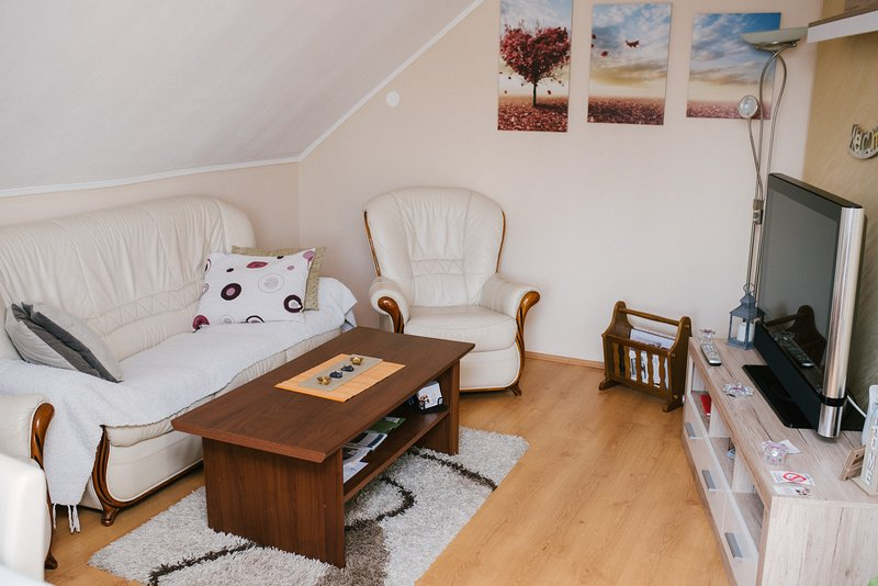 Golden Bis apartment Subotica, holiday rental in Stara Moravica