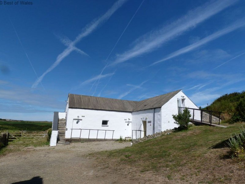 Aber Castell, holiday rental in Mathry