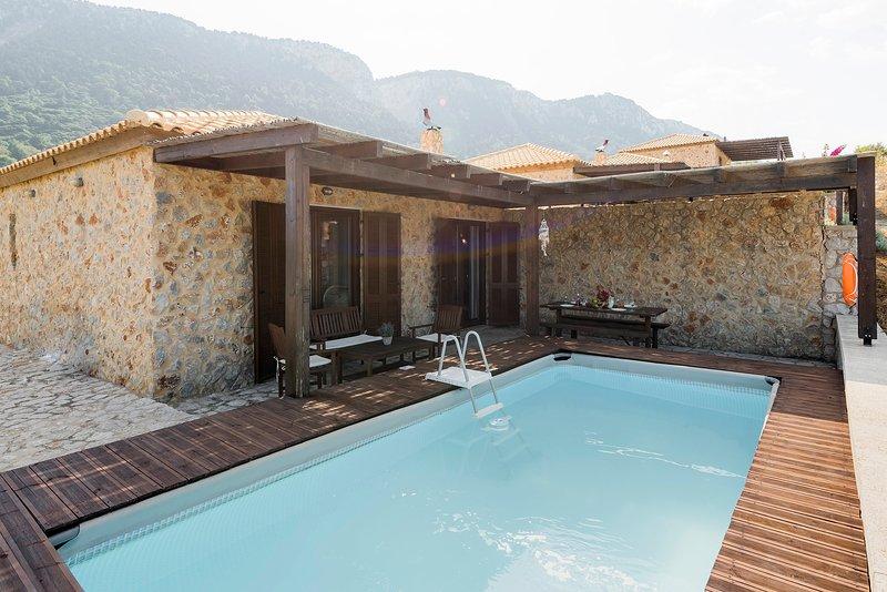 Salakos Villas - Thyme Apartment, casa vacanza a Kamiros Scala