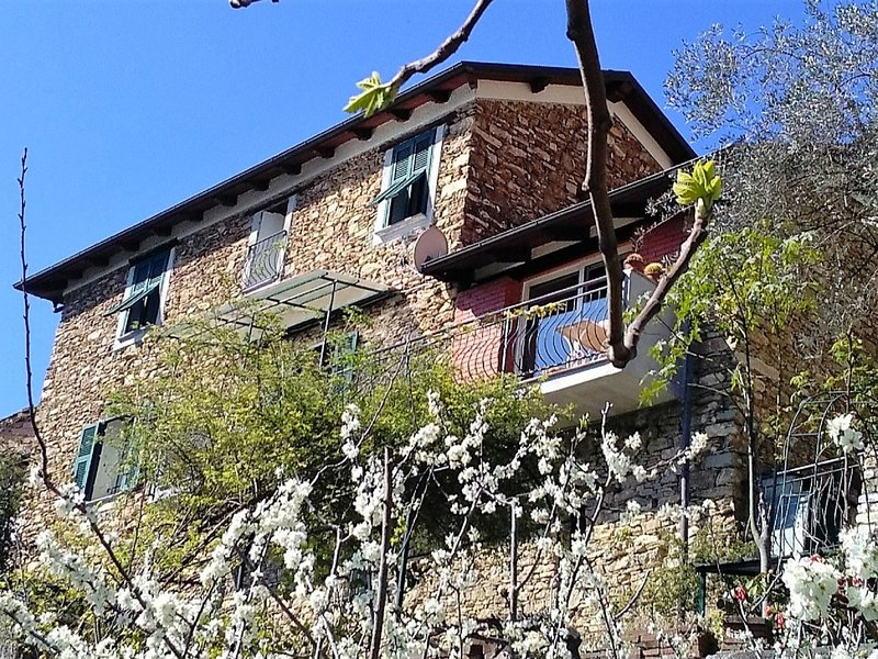 Mes Mas, vacation rental in Province of Savona
