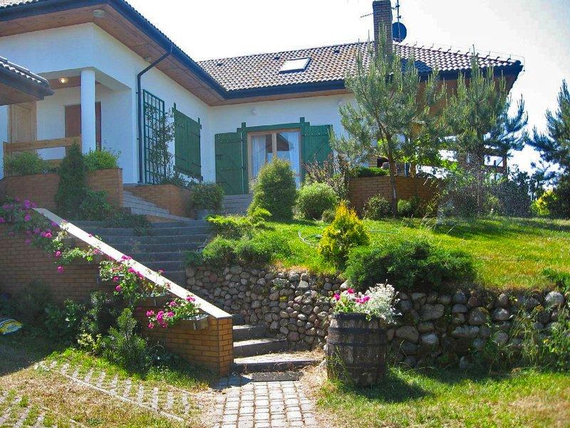 Jacek, location de vacances à Smołdzinski Las