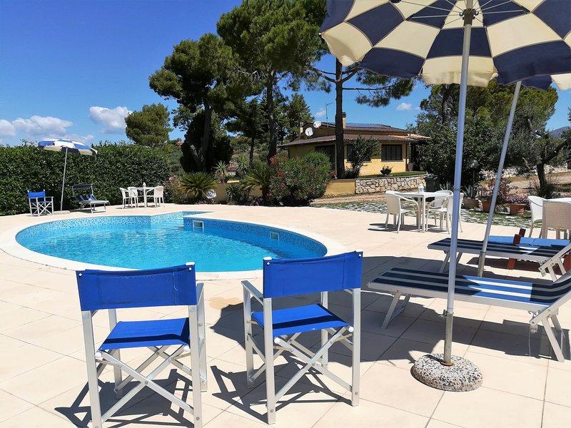 Villa Saha, holiday rental in Sperlonga