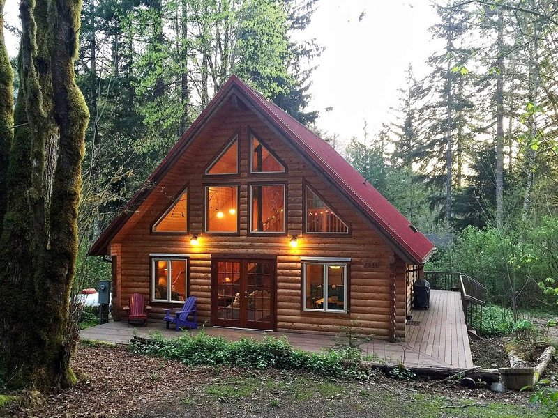 21GS Cabin in the country!, holiday rental in Cultus Lake