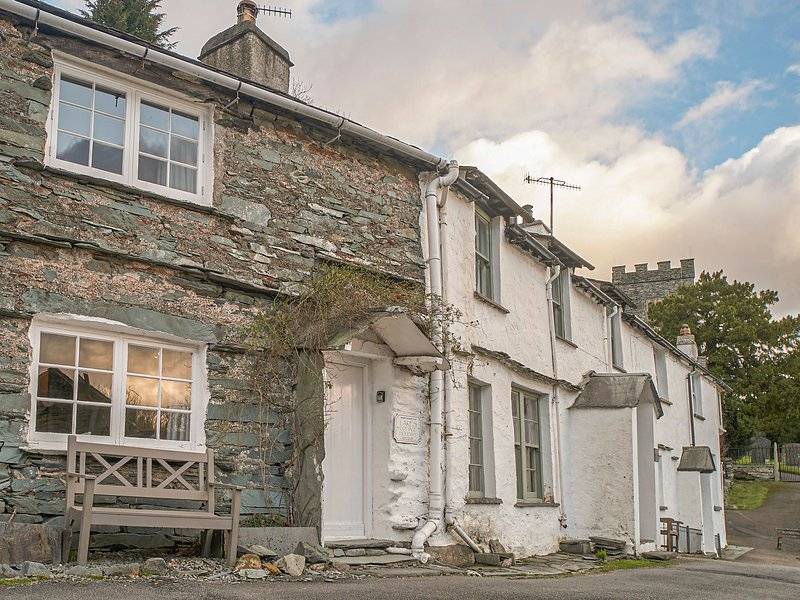 BANK VIEW COTTAGE, open plan, charming location, views, in Chapel Stile, Ref, holiday rental in Little Langdale