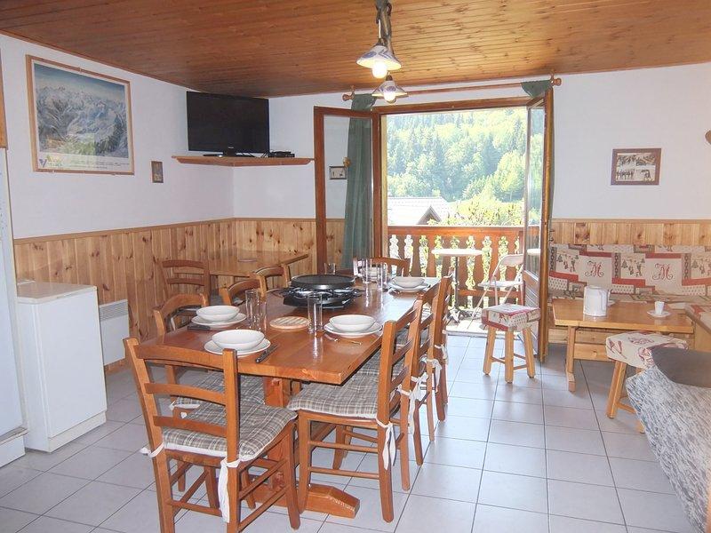 La Cascade, location de vacances à Saint-Rémy-de-Maurienne