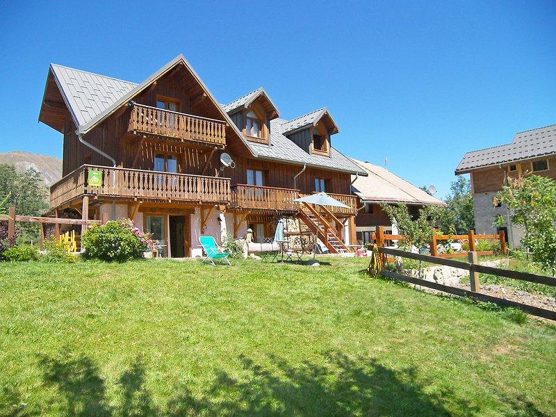 La Cascade, location de vacances à Saint-Etienne-de-Cuines