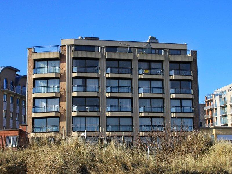 Zandroos, vacation rental in De Panne