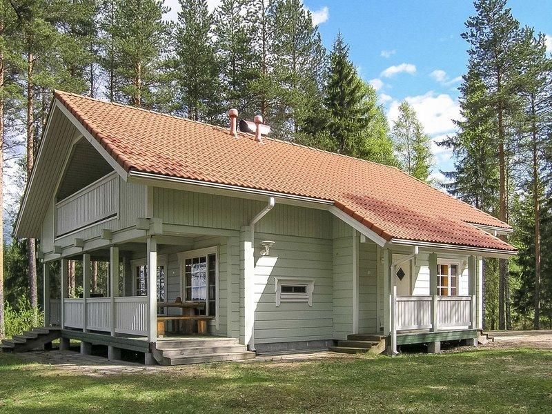 Yläneuvola niemi, alquiler vacacional en Vuokatti