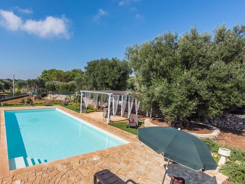 Villa Calliope BR*****************, holiday rental in Ceglie Messapico