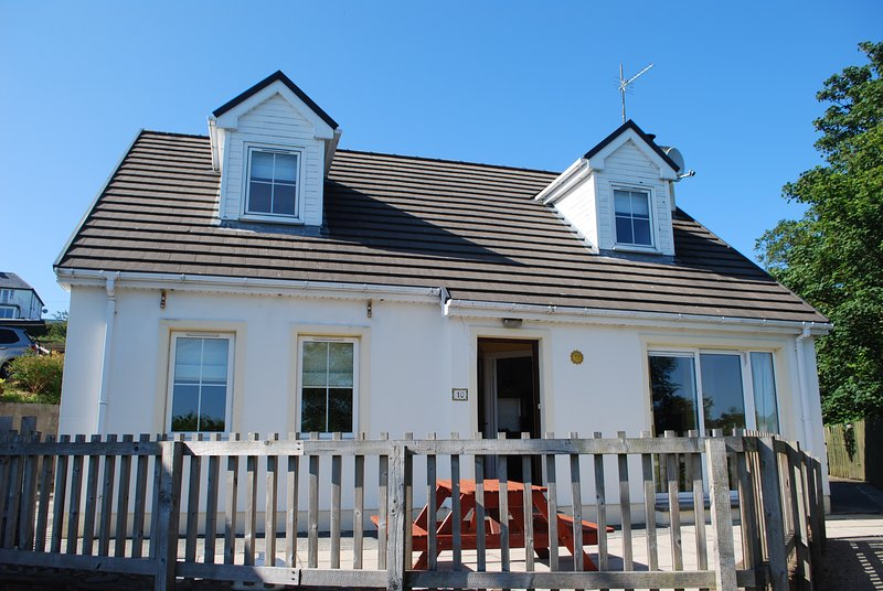 10 Oceanview, Downings, Co Donegal., holiday rental in Crocknamurleog