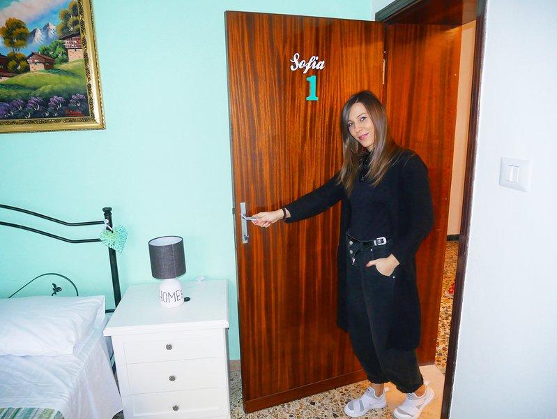 Casa Mafalda - Stanza 1 (Sofia), vacation rental in Scapezzano