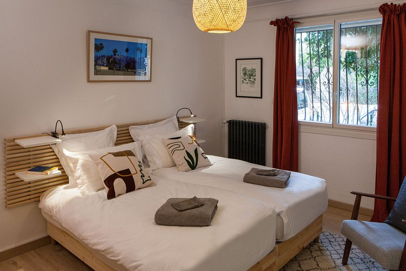 Chambre d'Hôte 'L'Oranger', location de vacances à Perpignan