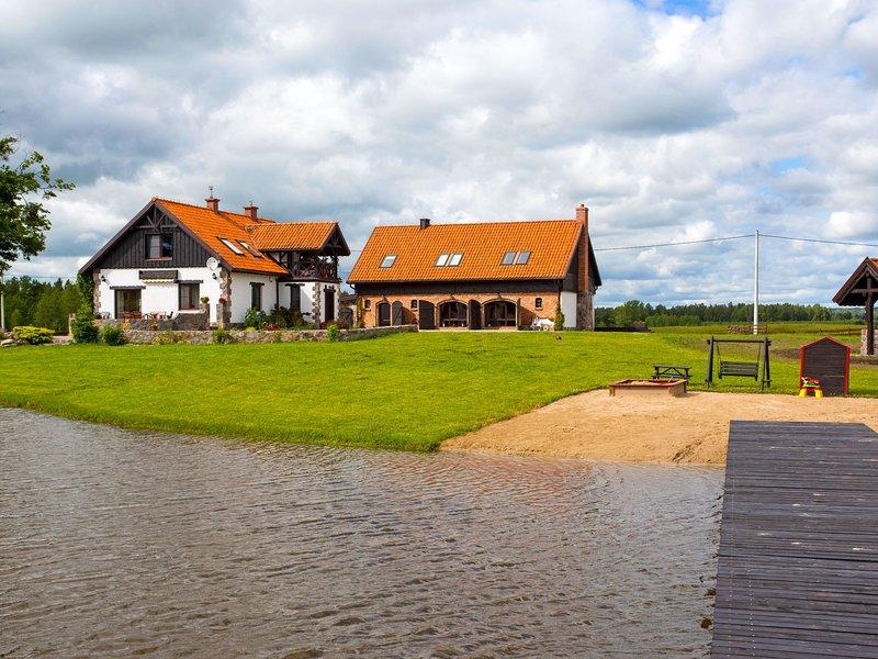 Siedlisko Maria, vacation rental in Szwalk