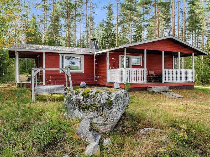 Mäntylä, holiday rental in Nurmes
