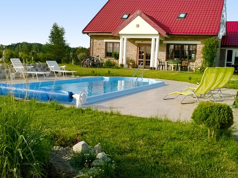 Angelino, holiday rental in Morzyczyn