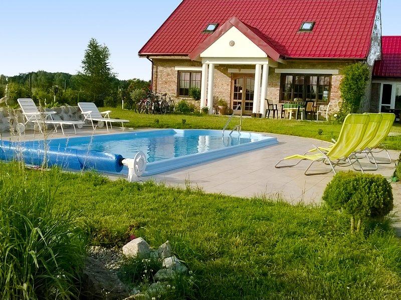 Angelino, location de vacances à Morzyczyn