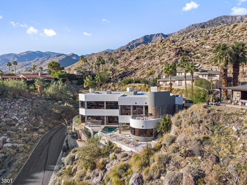 Goldeneye Estate, holiday rental in Palm Springs