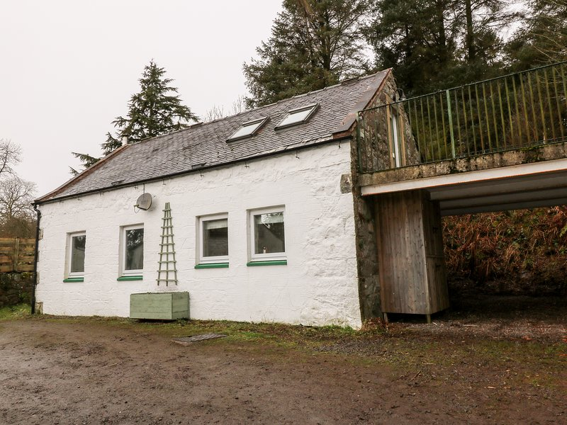 The Barn, Rockcliffe, holiday rental in Sandyhills