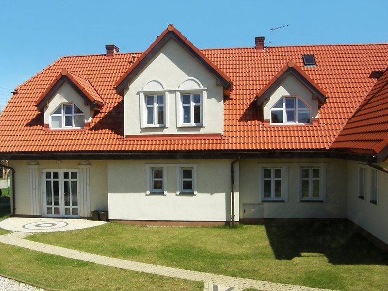 Domek Joanna, vacation rental in Choczewo