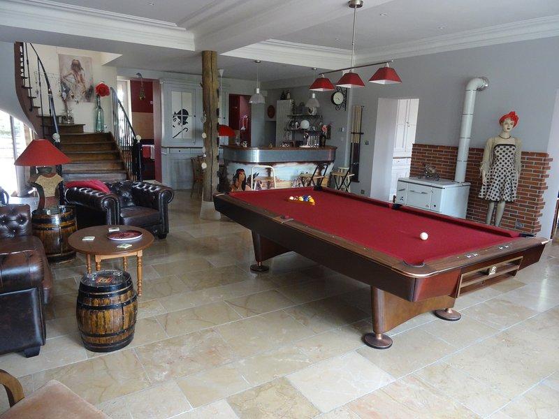 CHAMBRES ET TABLE D'HÔTES A SAINT BONNET EN BRESSE près de Saint Martin enBresse, holiday rental in Seurre