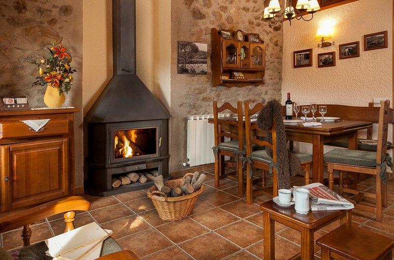 Turismo rural en Girona - La Batllia II, holiday rental in Ripoll