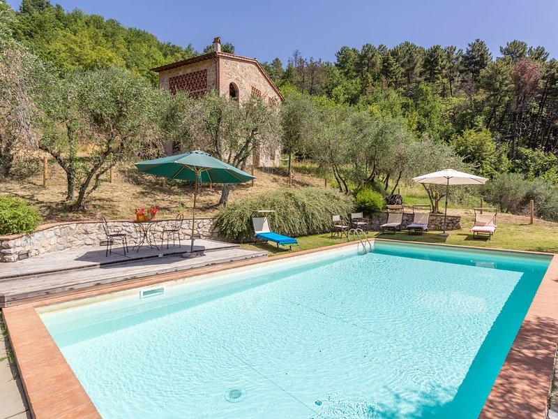 Dante 1, vacation rental in San Quirico di Moriano