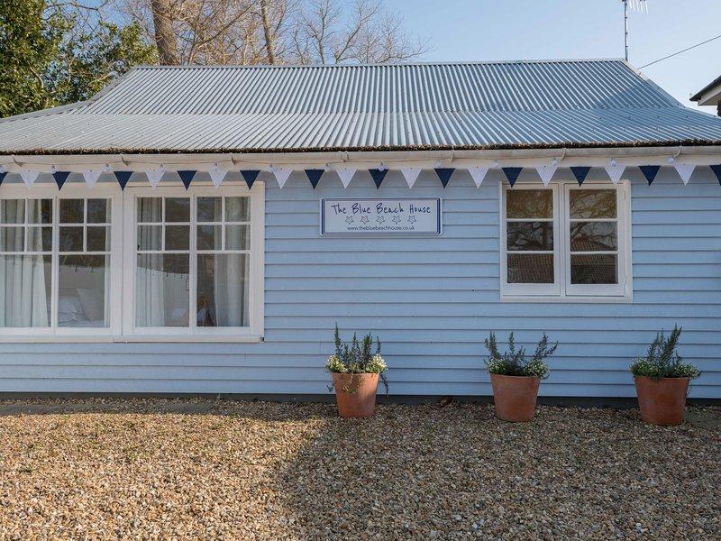 The Blue Beach House, Bembridge, aluguéis de temporada em Bembridge