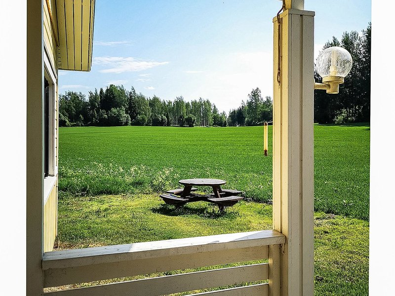 Pikku-puntila, holiday rental in Luopioinen