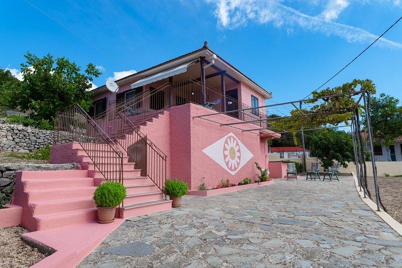 Koula's Traditional House, alquiler de vacaciones en Assos