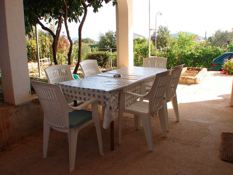 Holiday home 155881 - Holiday apartment 148953, alquiler de vacaciones en Drace