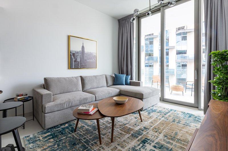 Living Area - Balcony