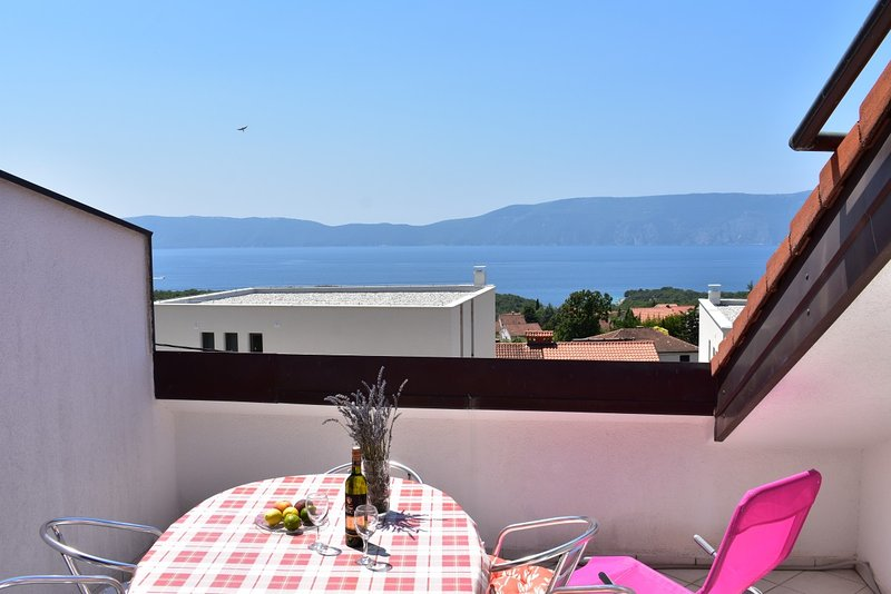 Holiday home 144291 - Holiday apartment 127924, holiday rental in Skrbcici