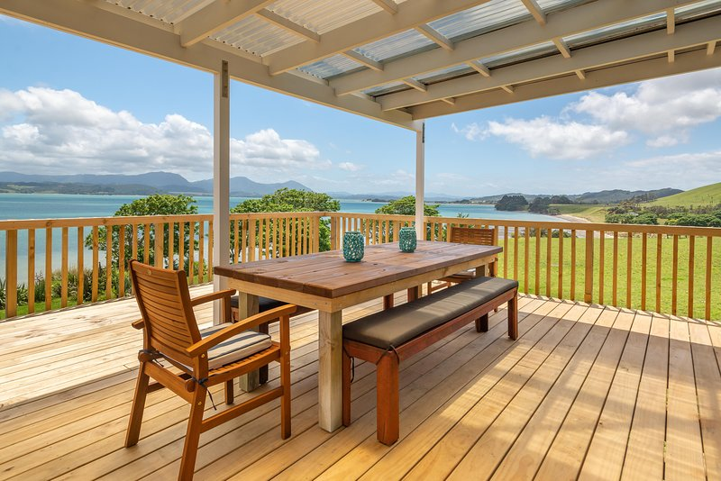 Onepu Moana Retreat, holiday rental in Rawene