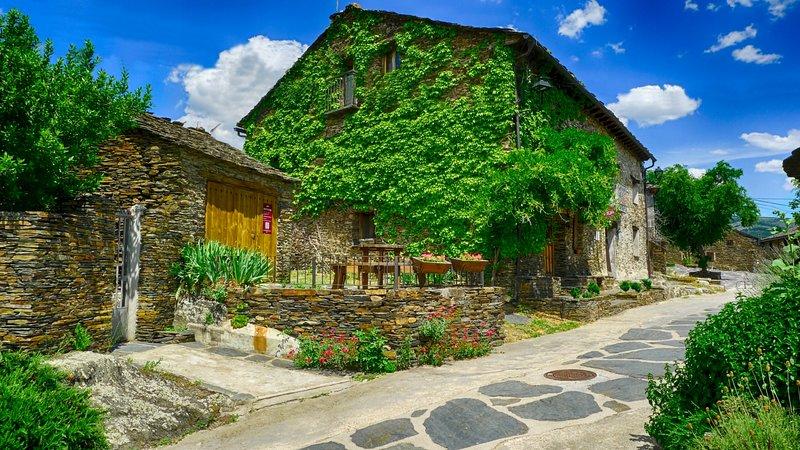 Casa rural El Abejaruco, holiday rental in Valverde de los Arroyos