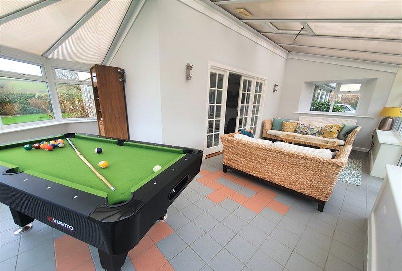 Ladywell Croyde | 6 Bedrooms / Sleeps 12 | Hot Tub* – semesterbostad i Saunton
