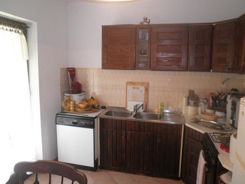 Holiday home 163225 - Holiday apartment 164297, vacation rental in Pridraga