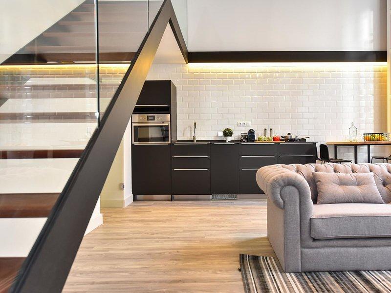 Luxury Flat Alejandra OFF TRIANA, aluguéis de temporada em Pino Santo