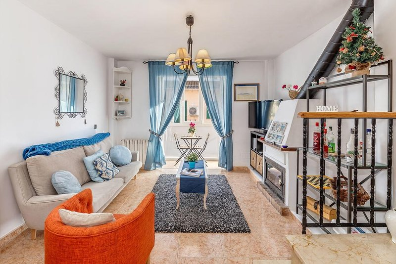 Casa Soler (unifamiliar en Santa Catalina), holiday rental in Palma de Mallorca