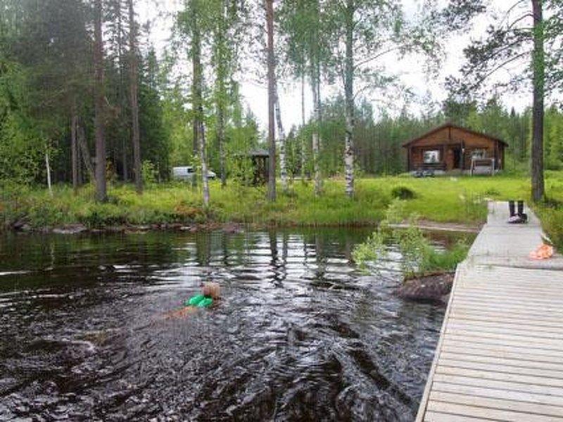 Törmä, aluguéis de temporada em Pyhajarvi