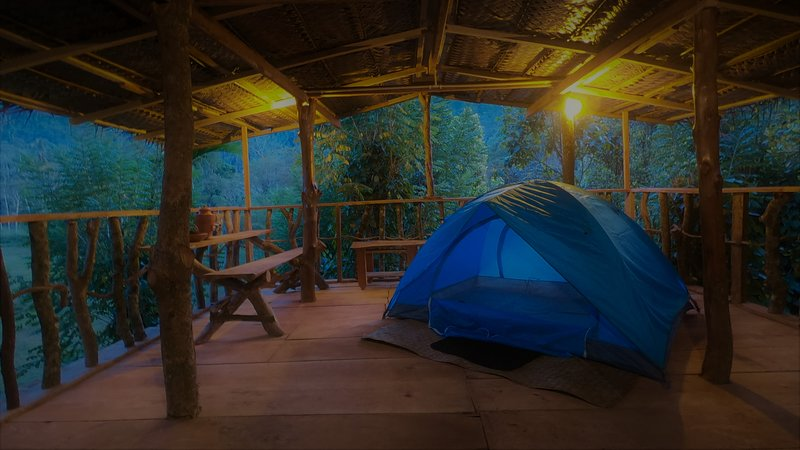 Kandy Base Camp-BBQ, Bonfir,Tented Camp,Hiking,Cycling,Cooking Demostation, holiday rental in Kegalle