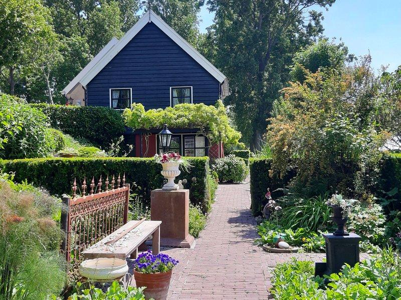 Tuinzicht, location de vacances à Zuid-Beijerland