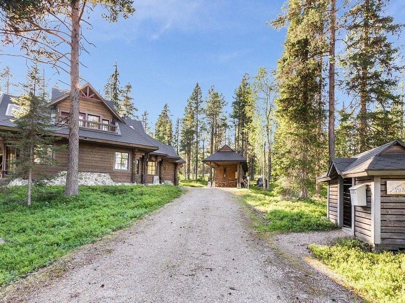 Ylläskyrö, holiday rental in Yllasjarvi